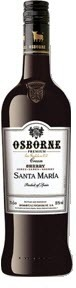 Osborne Santa Maria Cream Sherry, Jerez Bottle