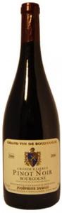 Joséphine Dubois Bourgogne Pinot Noir 2009, Ac Bottle