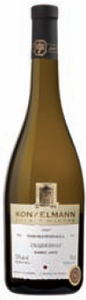 Konzelmann Barrel Aged Chardonnay 2007, VQA Niagara Peninsula Bottle