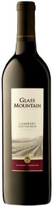 Glass Mountain Cabernet Sauvignon 2007, California, Vintner's Selection Bottle