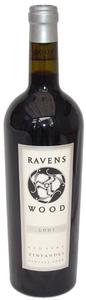 Ravenswood Old Vine Zinfandel 2008, Lodi Bottle