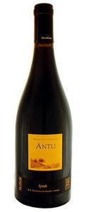 Ninquén Antu Syrah 2008, Colchagua Valley Bottle