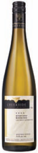 Creekside Estate Butler's Grant Riesling 2008, VQA Twenty Mile Bench, Niagara Peninsula Bottle