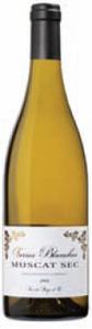 Terres Blanches Sec Muscat 2009, Vin De Pays D'oc Bottle