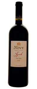 Siduri Novy Syrah 2007, Napa Valley Bottle