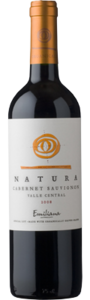 Emiliana Natura Cabernet Sauvignon 2009, Central Valley Bottle
