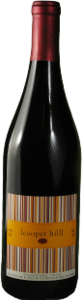 Cooper Hill Pinot Noir 2008, Willamette Valley, Made With Organic Grapes Bottle
