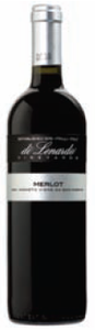 Di Lenardo Merlot 2009, Igt Venezia Giulia Bottle
