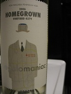 Megalomaniac Homegrown Bottle
