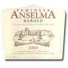 Famiglia Anselma Barolo 2001 Bottle