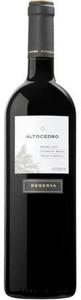 Altocedro La Consulta Reserva Malbec 2007, Mendoza Bottle