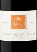 Domaine D'ardhuy Corton Hautes Mourottes Grand Cru 2006 Bottle