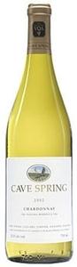 Cave Spring Chardonnay 2008, Niagara Peninsula Bottle