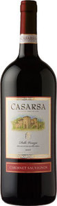 Casarsa Cabernet Sauvignon 1500ml 2009 (1500ml) Bottle