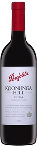 Penfolds Koonunga Hill Shiraz 2009, South Australia Bottle