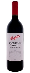 Penfolds Koonunga Hill Shiraz Cabernet 2009, South Australia Bottle