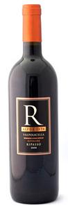 Alpha Zeta 'r' Valpolicella Superiore Ripasso 2008, Veneto Bottle