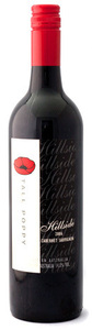 Tall Poppy Hillside Cabernet Sauvignon 2006, Victoria Bottle