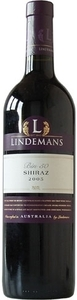 Lindemans Bin 50 Shiraz 2010, Australia Bottle