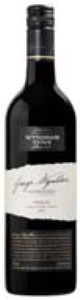 George Wyndham Founder's Reserve Shiraz 2007, South Australia Bottle