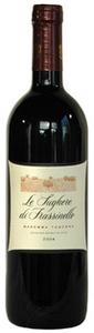 Le Sughere Di Frassinello 2007, Igt Maremma Toscana Bottle
