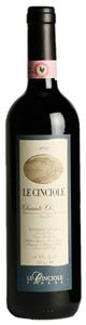 Le Cinciole Chianti Classico 2007, Docg Bottle