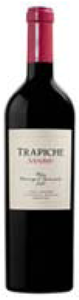 Trapiche Viña Domingo F. Sarmiento Single Vineyard Malbec 2007, La Consulta, Mendoza Bottle