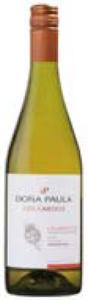 Doña Paula Los Cardos Chardonnay 2009, Mendoza Bottle