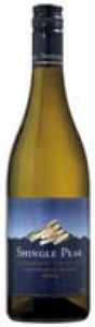 Shingle Peak Sauvignon Blanc 2009, Marlborough, South Island Bottle