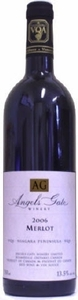 Angels Gate Merlot 2008, VQA Niagara Peninsula Bottle