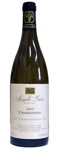 Angels Gate Chardonnay Unoaked 2008, VQA Niagara Peninsula Bottle