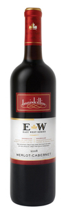 Inniskillin East Meets West Merlot Cabernet 2008 Bottle