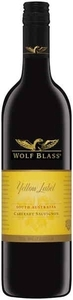 Wolf Blass Yellow Label Cabernet Sauvignon 2009, South Australia Bottle