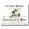 2007 Le Dieux Donjon Chateauneuf De Pape Bottle