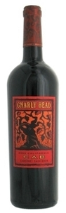Gnarly Head Cabernet Sauvignon 2009, California Bottle