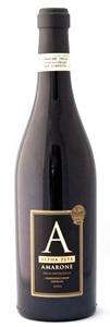 Alpha Zeta 'a' Amarone Della Valpolicella 2006, Veneto Bottle
