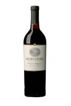 Brownstone Winery Cabernet Sauvignon 2006, California Bottle