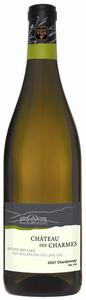 Chateau Des Charmes Chardonnay Sur Lie 2007, VQA Niagara Peninsula Bottle