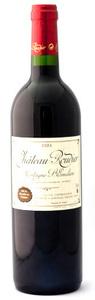 Chateau Roudier Aoc Montagne St. …Milion 2002, Bordeaux Bottle