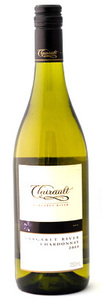 Clairault Wines Chardonnay 2008, Margaret River Bottle