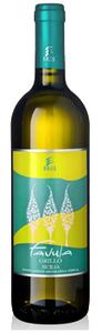 Cassara Favula Grillo Igt 2009, Sicilia Bottle