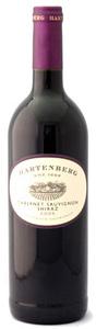 Hartenberg Estate Cabernet Sauvignon/Shiraz 2006, Stellenbosch Bottle