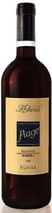 La Ghersa Piage Barbera Piedmonte Doc 2008, Piemonte Bottle
