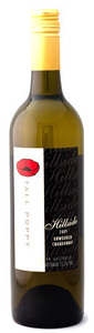 Tall Poppy Hillside Unwooded Chardonnay 2009, Victoria Bottle