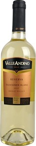 Valle Andino Sauvignon Blanc Reserva 2010, Central Valley Bottle