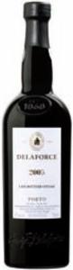 Delaforce Late Bottled Vintage Port 2005, Doc Douro Bottle