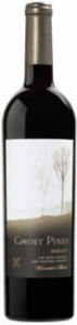 Ghost Pines Winemaker's Blend Merlot 2007, Napa & Sonoma Counties Bottle