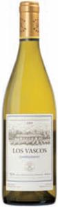 Los Vascos Chardonnay 2009, Colchagua Valley Bottle