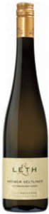 Leth Vineyards Steinagrund Grüner Veltliner 2009, Lagenreserve Bottle