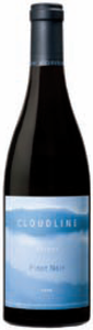 Cloudline Pinot Noir 2008, Oregon Bottle